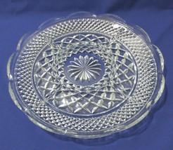 "Anchor Hocking WEXFORD 5 part Relish Dish 11"" diameter - $15.00"