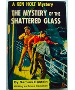 Ken Holt Mystery of the Shattered Glass Special... - $40.00
