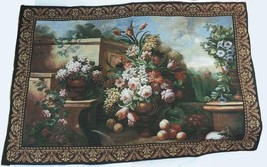 "Vintage Grec Urne Tapisserie Jacquard Tissé Tapisserie 54 "" x38 "" - $123.36"