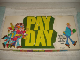 VINTAGE 1975 PAYDAY BOARD GAME COMPLETE VERY NICE - $39.99