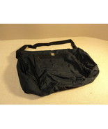 Jolly Bag Soft Tote 8in W x 19in L x 9in H Black Nylon - $19.55