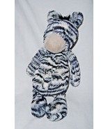 Jellycat Bashful Zebra Plush Stuffed Animal Soft Toy Floppy Legs Soft To... - $14.83