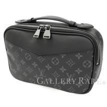 LOUIS VUITTON Bumbag Monogram Eclipse M42906 Shoulder Bag Authentic 5180141 - $1,431.68