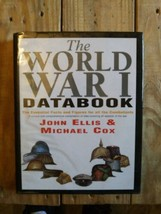 The World War One Databook By John Ellis And Michael Cox  - $14.01