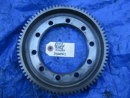 03-04 Honda Accord base APG6 manual transmission differential K24 ring g... - $99.99
