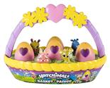 Hatchimals colleggtibles easter basket with 6 hatchimals colleggtibles thumb155 crop