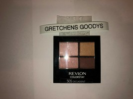 Revlon Colorstay 16 Hour Eye Shadow #505 Decadent NEW  Factory Sealed - $8.90