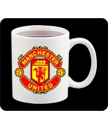 New Ceramic White Manchester United Football Soccer Sport Team Coffee Mu... - $15.83
