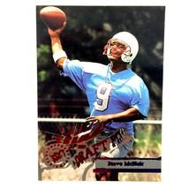 Steve McNair 1995 Topps Stadium Club Rookie Card #450 NFL Houston Oilers  - $2.92