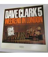 Dave Clark 5 Weekend in London vinyl album nono Epic LN 24139 - $9.49