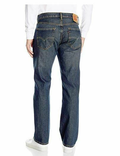 Levi's Men's 559 Relaxed Straight Fit Jean W31 x L30