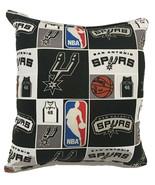 Spurs Pillow San Antonio Pillow California NBA Handmade in USA - $11.96