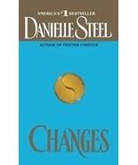 Changes By Danielle Steel - $4.35