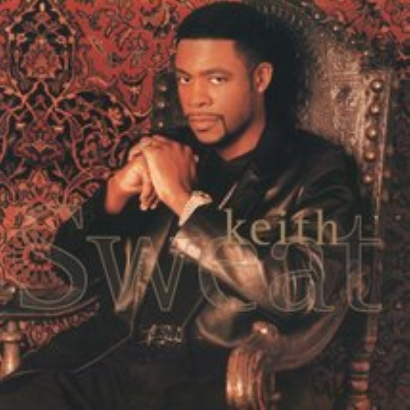 Keith Sweat By Keith Sweat Cd