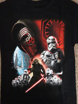 Star Wars 7 Movie The Force Awakens Kylo Ren Stormtroopers T-Shirt - $15.00+