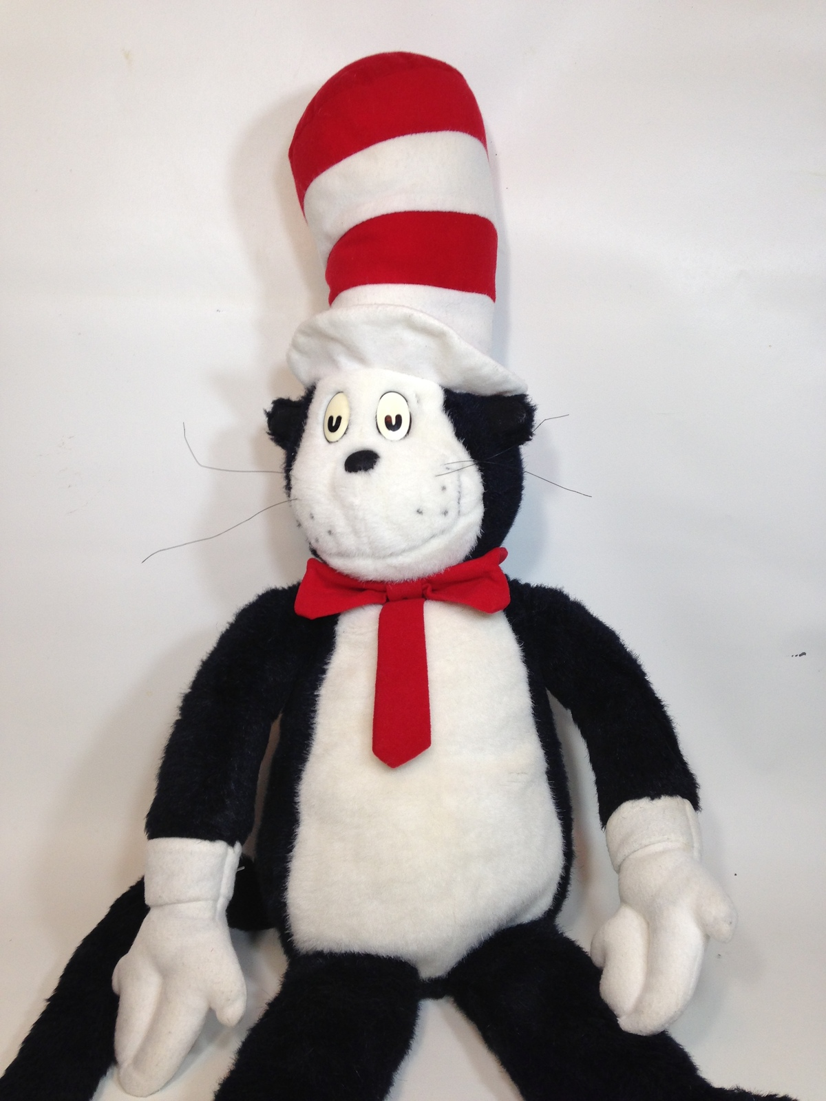 Dr Seuss Cat In The Hat Plush Doll 2 Listings