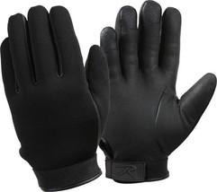 Black Insulated Military Waterproof Cold Weather Gloves - $472,41 MXN