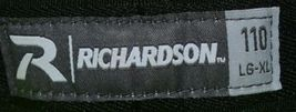 Richardson Trucker R Flex Meshback Fitted Baseball Cap 110 Large  Xlarge image 7