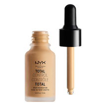 NYX Total Control Drop Foundation TCDF08 True Beige - $11.87