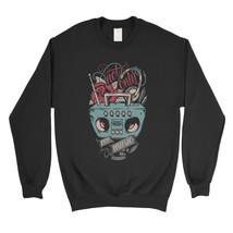 Not Only For Music Unisex Crewneck Sweatshirt - $20.99+