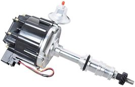 A-Team Performance HEI Complete Distributor 65K Coil Compatible With Ford FE 352 image 7