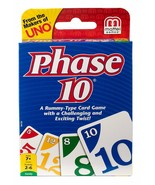 Phase 10 Card Game-  Styles May Vary- Very Fun! FREE SHIPPING! - $12.50