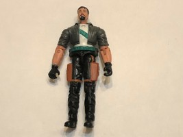 2003 Hasbro G.I. Joe Agent Faces Action Figure (Ref # 47-05) - $8.00