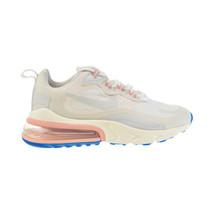Nike Air Max 270 React Women's Shoes Summit White-Ghost Aqua AT6174-100 - $150.00