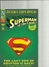Reign of the Supermen 3 issues #12-#14-#15  DC Comics - $5.63