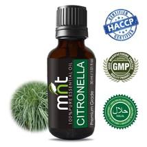 Citronella Essential Oil Pure Natural & Therapeutic Grade Aromatherapy S... - $0.99+
