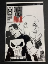 Punisher Max #1 (NM) 2nd Print Variant - 2010 Marvel Comic Book  - $8.50