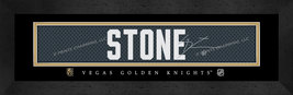 Mark Stone Vegas Golden Knights -8x24 Player Signature Stitched Jersey P... - $39.95