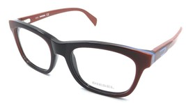 Diesel Rx Eyeglasses Frames DL5079 050 53-19-145 Brown Dark Brown Gradient - $58.80