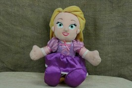 "Disney Parks Tangled the Movie Rapunzel Plush Stuffed Baby Doll 13"" Toy  - $9.29"
