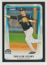 Trevor Story 2011 Bowman 1st Card #bdpp-84 Lot of 10 - $24.75