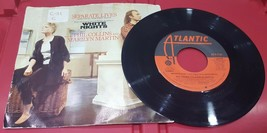 Phil Collins ~ Separate Lives I Don't Wanna Know ~ Atlantic ~  ~ 45RPM R... - $9.89