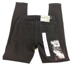 Jones New York Essex Skinny Womens 4 / 27 Pants Mid Rise Black 1208269 - $14.99