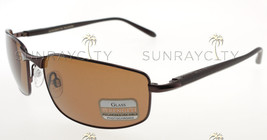 Serengeti Luigi Espresso Brown Tannery / Polarized Drivers Sunglasses 7381 - $204.82