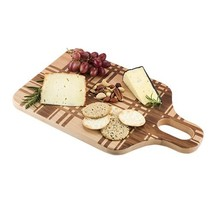 Cheese Boards, Small Beech Wood Plaid Chopping Cheeseboards Cutting Chee... - ₨2,794.34 INR