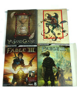 Fable 2 Limited Edition Strategy Guide Books & Fable 3 Strat Guide - $36.43