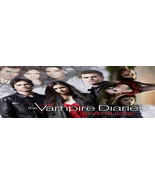 Vampire Diaries Bookmark - $2.50