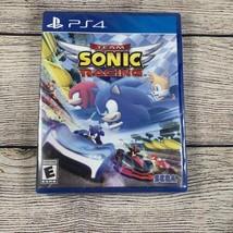 Team Sonic Racing -- Standard Edition (Sony PlayStation 4, 2019) - $29.69