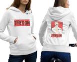 The don mafia hoodie classic women white thumb155 crop