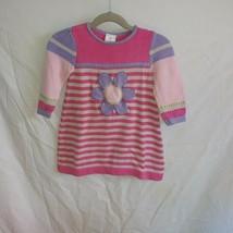Hannah Andersson 80 Girls Knit Dress - $5.18