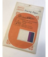 NOS Dritz Scovill Tracing Paper No. 636 Sealed Crafts Sewing Pattern B2666 - $12.25