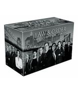 Law and Order: The Complete TV Series Seasons 1-20 DVD Set [New] - $179.99