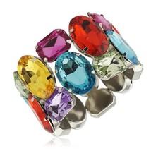 New Arrival Crystal Bracelets & Bangles  Beads Stretch Bracelet Lady Gif... - $14.03