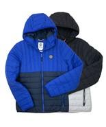 Timberland Men's Puffer Polyester Fill Hooded Jacket A1MZU - $89.99