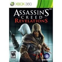 Assassin's Creed: Revelations (Microsoft Xbox 360, 2011) - $12.86