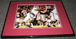 Terrence Mount Cody Signed Framed 11x14 Photo Alabama Crimson Tide Ravens C - $93.14